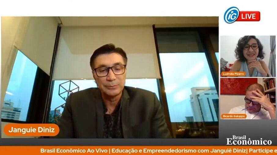 Empresário e fundador do grupo Ser Educacional foi o entrevistado da live do Brasil Econômico ao Vivo desta quinta-feira (4)