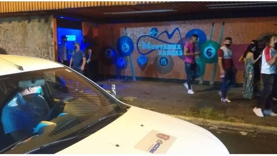 Procon acaba com festa para 500 pessoas em casa noturna na Zona Norte de São Paulo
