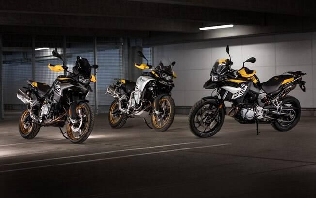 BMW 750 GS e 850 GS em edição limitada e com mais equipamentos de série entre as novidades