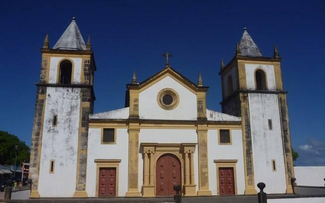 Igreja da Sé, em Olinda