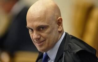 No Senado, Alexandre de Moraes prometeu defender liberdades individuais