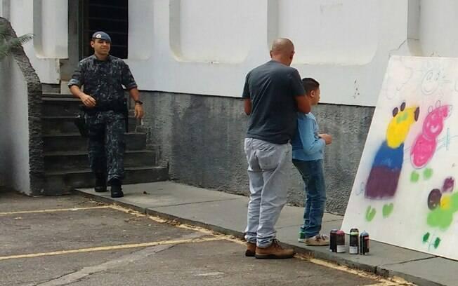 Choque Festival acontece neste fim de semana em quartéis do Batalhão de Choque na região central da capital paulista