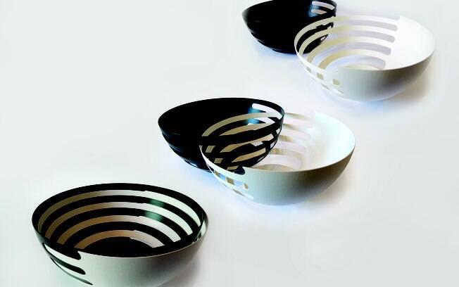 Potes Cumplicidade Eclipse, apresentado na Maison & Objet