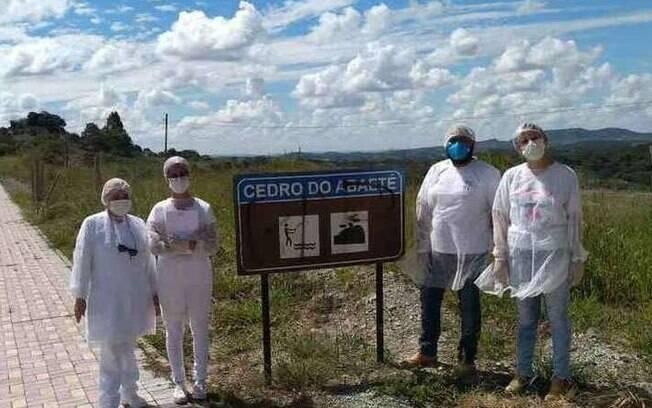 Cedro do Abaeté (MG) era a última cidade brasileira sem registrar casos da doença