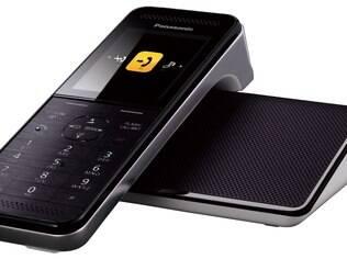 Telefone KX-PRW110 aprimora rede sem fio da casa