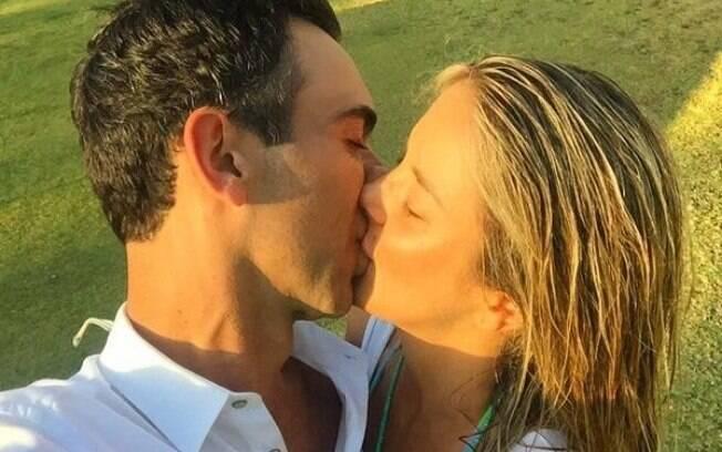 César Tralli e Ticiane Pinheiro: 'Muito amor em Itacaré com Vida'