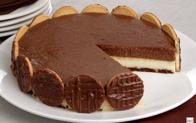 Receitas de torta holandesa para fazer no almoço de Dia das Mães