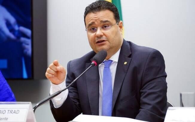 Fábio Trad é o relator da da proposta que prevê prisão após condenação em segunda instância