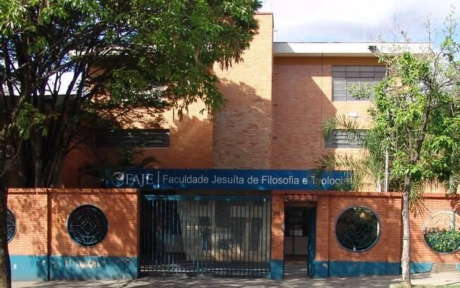 Faculdade Jesuíta de Filosofia e Teologia, em Belo Horizonte. Foto: Divulgação/Faje