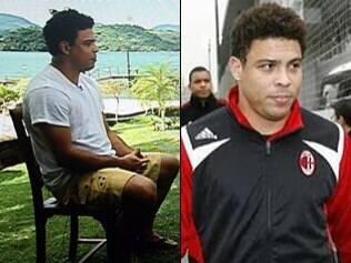 Ronaldo dá entrevista para a Globo e fala sobre o caso. O jogador deixa delegacia após depoimento.