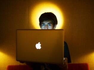 Aaron Swartz, cofundador do Reddit,  morreu na última sexta-feira em Nova York (EUA)