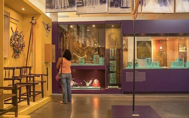 O Museu Afro Brasil é o maior museu sobre a diáspora africana no mundo todo