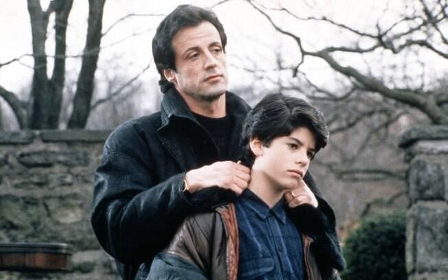 O filho de Sylvester Stallone, eterno Rambo, se chama Sage Moonblood - Sage (