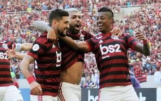 O que precisa acontecer para o Flamengo ser campeão brasileiro no fim de semana?