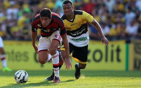 Desmotivados, Flamengo e Criciúma duelam no Maranhão - Futebol - iG