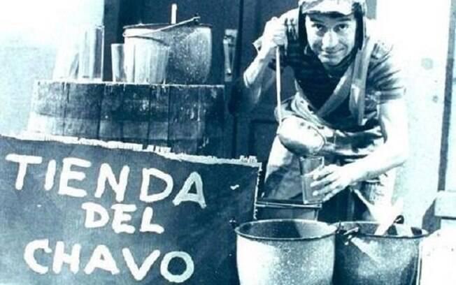 Episódio: A Tenda de refrescos do Chaves