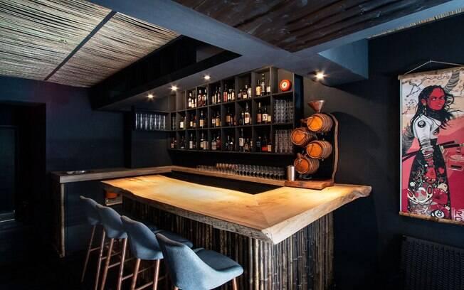 Black Rock bar virará um hotel que oferecerá mais de 250 tipos de uísque