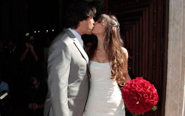 O beijo após o