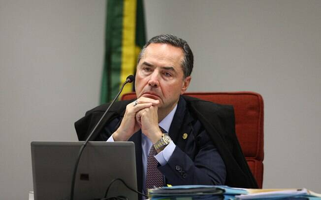 Resultado de imagem para Luís Roberto Barroso odebrecht