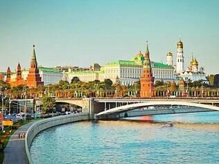 História por toda parte. Assim como o Brasil surpreendeu os gringos, Moscou reserva ao turista muito mais que os jogos de futebol
