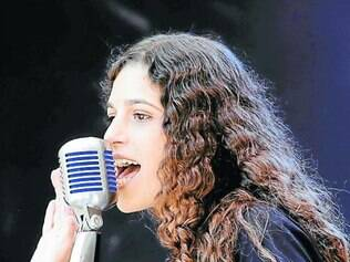 Érika Machado faz show para a meninada neste fim de semana