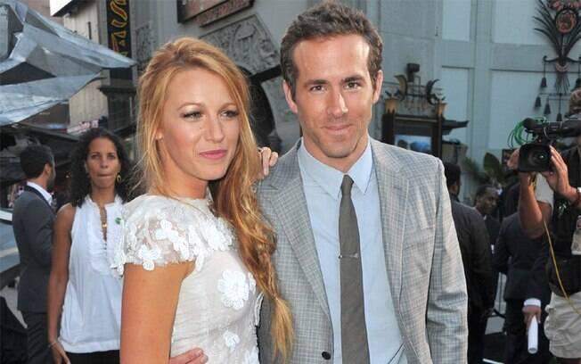 Ryan Reynolds e Blake Lively: casados?