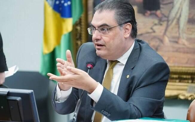 Deputado Lafayette Andrada (Republicanos-MG), relator do pacote anticrime na Câmara