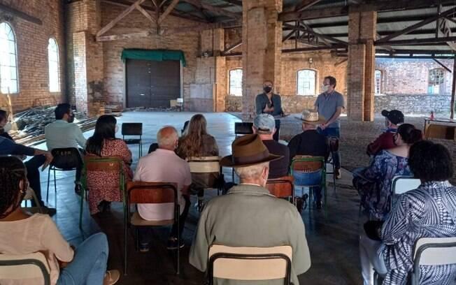 Setor cultural discute sobre ocupação do antigo prédio Lidgerwood