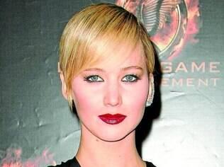 Jennifer Lawrence teve fotos vazadas na web