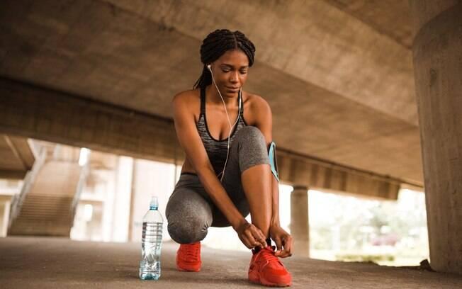 Se a pessoa vai acordar cedo para uma atividade física ou vai para a academia depois do trabalho, precisa gostar