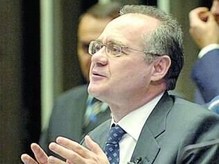 Previsão.Renan Calheiros espera que seus pares votem a LDO do próximo ano nesta terça-feira