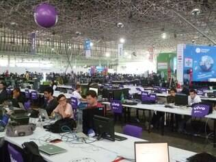 Campus Party Brasil aconteceu na última semana em São Paulo (SP) e reuniu 4,5 mil campuseiros