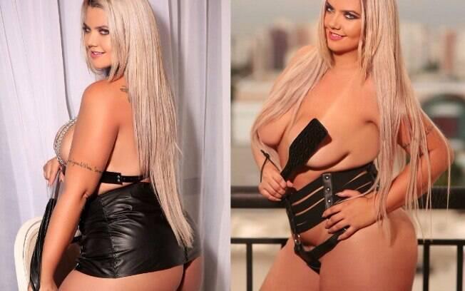 Débora Porto será capa da revista Sexy
