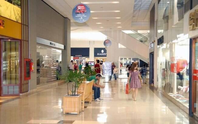 Reabertura dos shoppings começou em abril