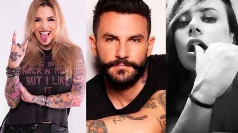 Clara Aguillar, Wagner Santiago e Angélica Morango têm conta no Onlyfans