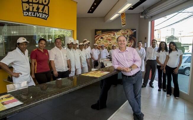 Rede de pizzarias Dídio Pizza já tem 26 unidades atendendo no Estado de São Paulo