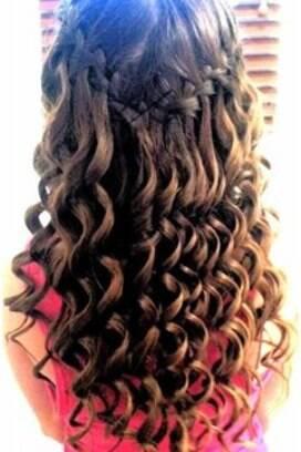 36 Penteados Lindos Para Meninas Filhos Ig
