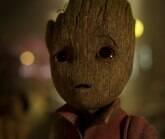 """Guardiões da Galáxia VOL. 2"" promove Baby Groot a astro pop"