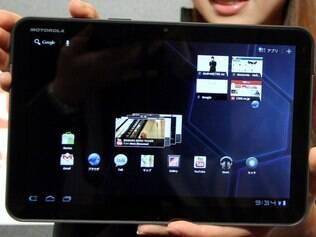 Xoom, tablet da Motorola