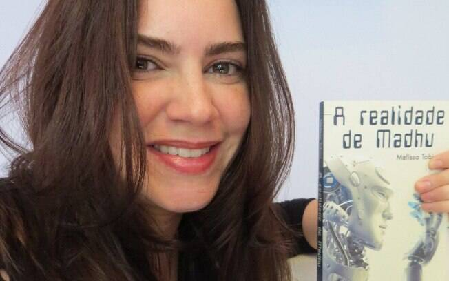 Melissa Tobias e seu livro