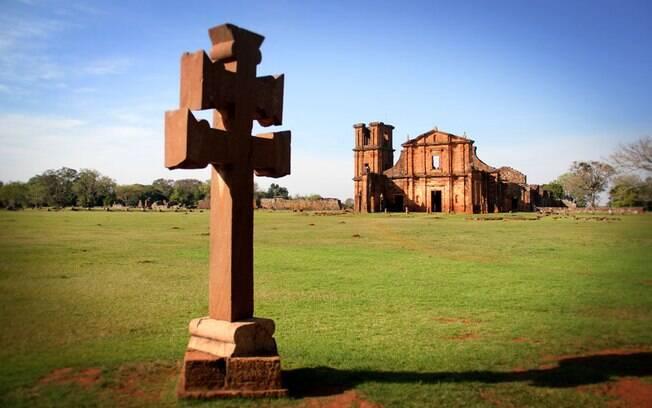 São Miguel das Missões tem muita história para contar