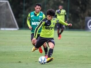 Atlético foca nos treinos de finalizações para voltar a vencer no Campeonato Brasileiro