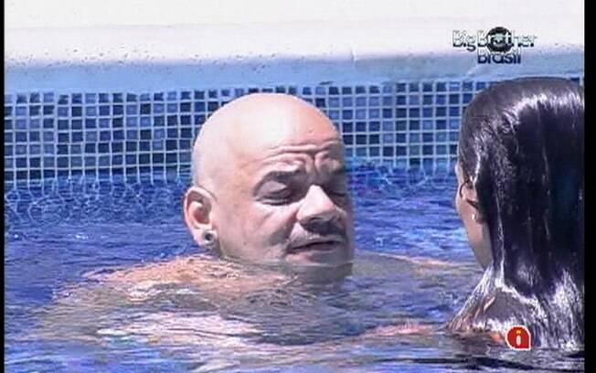 João Carvalho já pensa na Prova do Líder