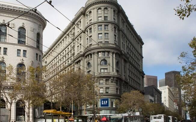 Flood Building, que aguentou o terremoto de 1906, se transformou em ponto turístico em São Francisco
