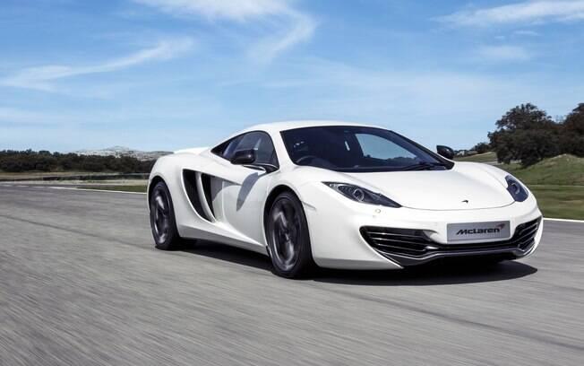 McLaren 12 C