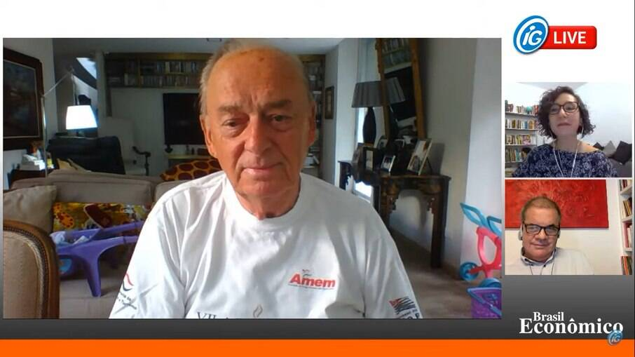 O empresário do ramo de viagens Marcos Arbaitman foi o entrevistado do Brasil Econômico ao Vivo desta quinta-feira (18)
