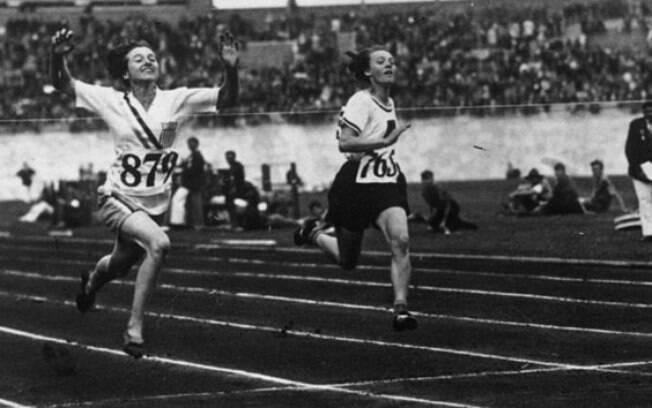 A maratona foi a primeira modalidade que uma mulher lutou para participar em Jogos Olímpicos