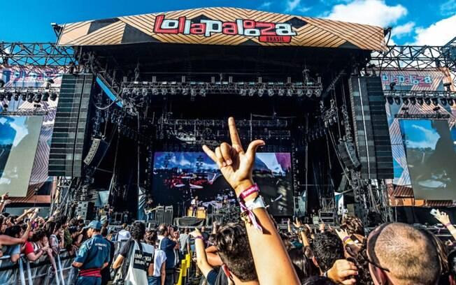 CPTM terá operação especial para atender aos participantes do Lollapalooza, na zona sul de São Paulo