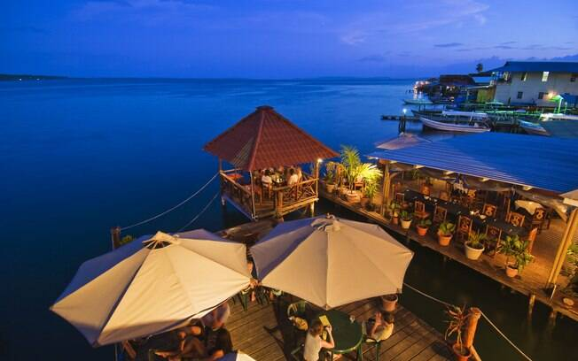 O arquipélago de Bocas del Toro se tornou um ponto de parada popular no circuito dos mochileiros