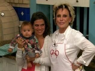 Ana Maria Braga, Mariana e Joana